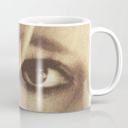 Brigitte Bardot, Contempt, movie poster, Le Mépris, Jean-Luc Godard, Fritz Lang, Coffee Mug