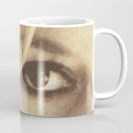 Brigitte Bardot, Contempt, movie poster, Le Mépris, Jean-Luc Godard, Fritz Lang, Coffee Mug