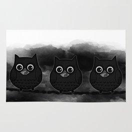 owl 12 Rug
