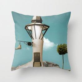 LegLand Throw Pillow