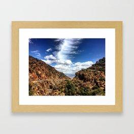 Jerome Arizona Framed Art Print