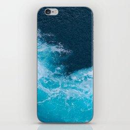 Magical sea iPhone Skin