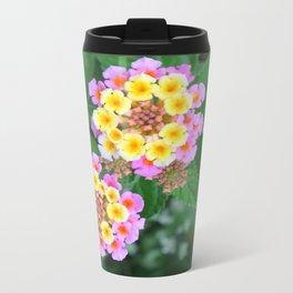 Southern blossoms Metal Travel Mug