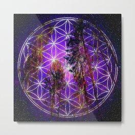 forest toroidal  Metal Print