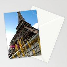 Paris : Spring Tower Stationery Cards