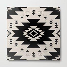 Southwest pattern Metal Print