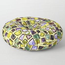 Mosaic Floor Pillow