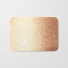Simply Deep Bronze Amber Bath Mat