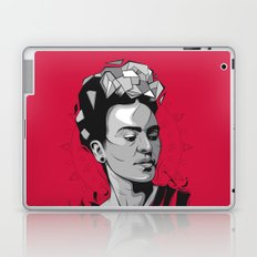 Frida Kahlo - Trinchera Creativa Laptop & iPad Skin