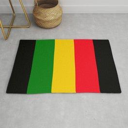 Rastafari Colors Rug