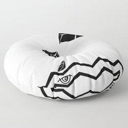 Meraki Fall [Oxy Ivren] Floor Pillow