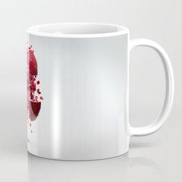 Flying Pomegranate Coffee Mug