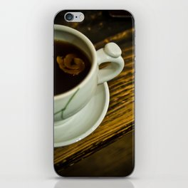 Korean Tea iPhone Skin