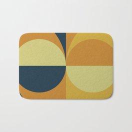 Geometry Games Bath Mat