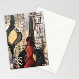 Abstract Experimentation V 3.0 Stationery Cards