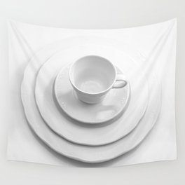 Tableware Wall Tapestry