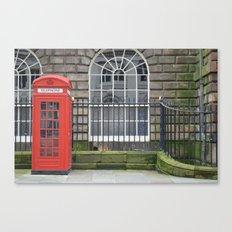 ringring Canvas Print