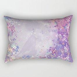 Mysterious Moon Reverie Rectangular Pillow