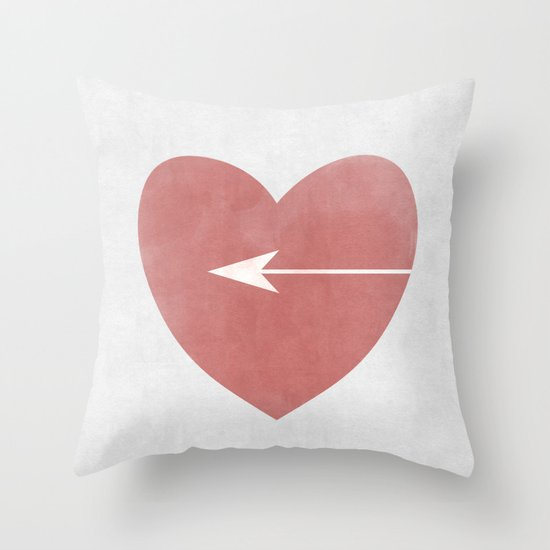 Half Of Me Throw Pillow By .eg.