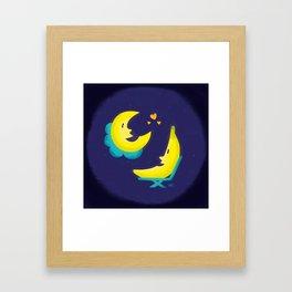 Loving Yellow  Framed Art Print