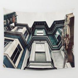 San Fran livin' Wall Tapestry