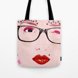 Pollyanna Tote Bag