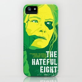 Quentin Tarantino's Plot Movers :: The Hateful Eight iPhone Case