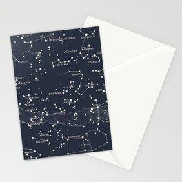 Carte du Ciel I Stationery Cards