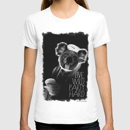 Koala test T-shirt