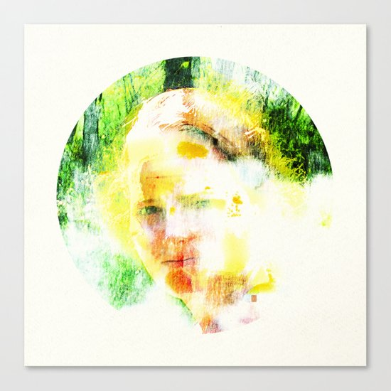Miss. Sunshine_2  Canvas Print