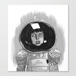 Ellen Ripley Alien Canvas Print