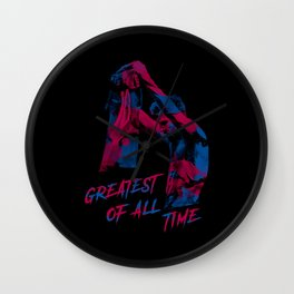 GOAT 10 Wall Clock