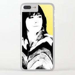 Swango Clear iPhone Case