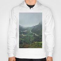 europe Hoodies featuring Peaks of Europe 2 by Svetlana Korneliuk