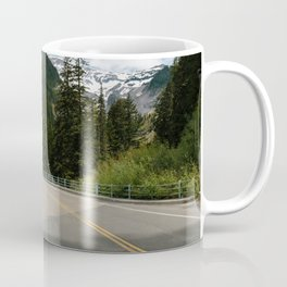 Mount Rainier National Park Coffee Mug