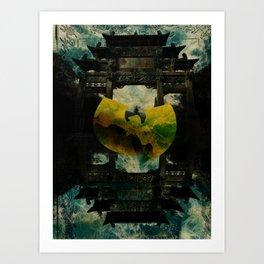 Wu-AVES Art Print