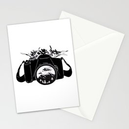 Capture Everything Stationery Cards