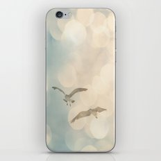 And They Found Love iPhone & iPod Skin