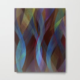 Abstract background G136 Metal Print