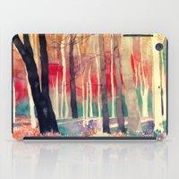 takmaj iPad Cases featuring Woods by takmaj