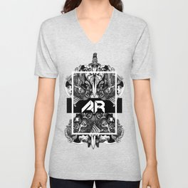 All Radical Unisex V-Neck