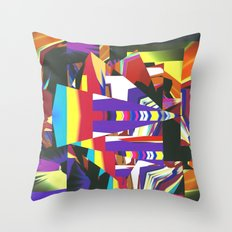 New Sacred 30 (2014) Throw Pillow
