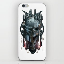 Mando - 3 iPhone Skin