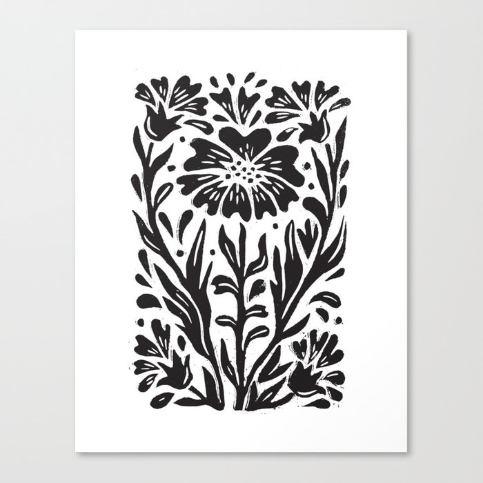 growing things Canvas Print