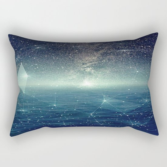 ...The Stars, Look How They Shine For You Rectangular Pillow