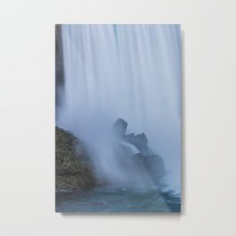 Waterfall, You're Beautiful Metal Print