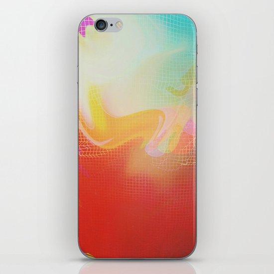 Glitch 30 iPhone Skin