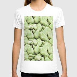 Broad bean Pills Pattern Mix T-shirt
