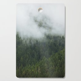 Tree Fog Cutting Board
