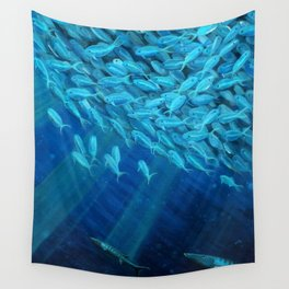 Oceans of Plenty Wall Tapestry